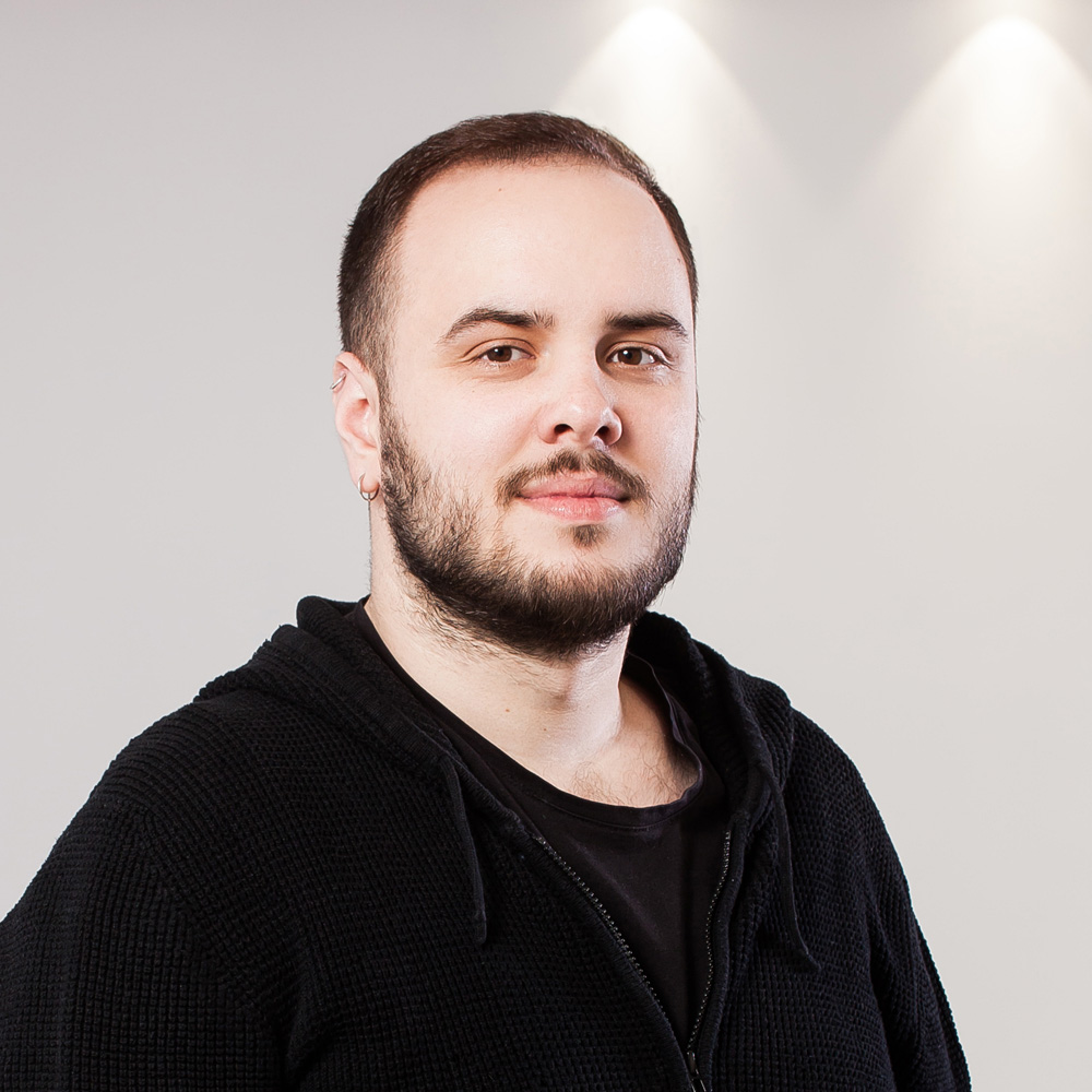 Портрет сотрудника ЦСК Хлебозавод